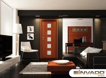 Aranżacja firmy Invado - drzwi torino