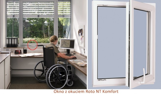 Okna i drzwi – dom bez barier