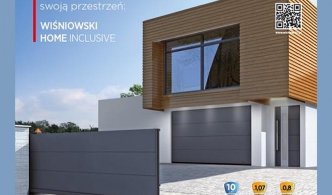 Brama garażowa, drzwi wejściowe oraz ogrodzenie -perfekcyjne dopasowanie