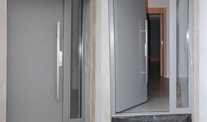 Test szczelności drzwi w domu pasywnym – wywiad