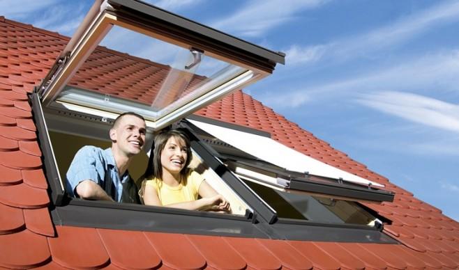 Okna dachowe FPP-V preSelect – przestrzeń bez ograniczeń