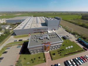 Zakład produkcyjny w Poznaniu