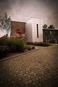 Siedziba firmy AIB w Knurowie