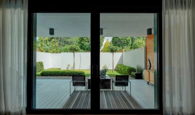 Jeszcze bliżej ogrodu – drzwi tarasowe