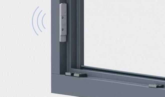Kontaktrony bezprzewodowe w oknach
