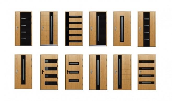 Kolekcja filmowa drzwi drewnianych od CAL-a