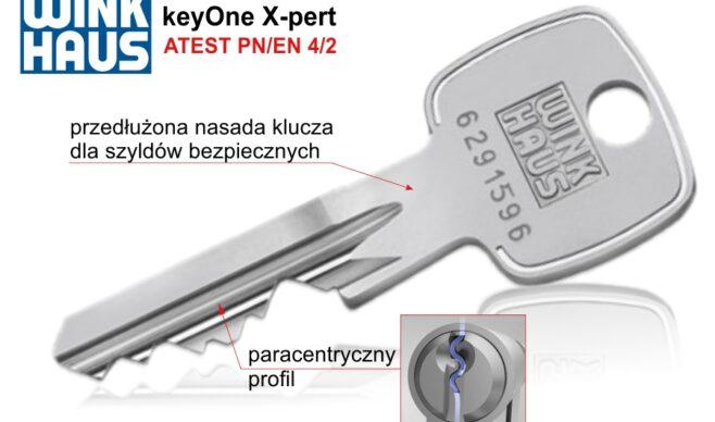Jeden klucz do wszystkich drzwi w twoim domu