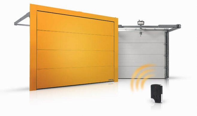 Modernizacja bramy garażowej