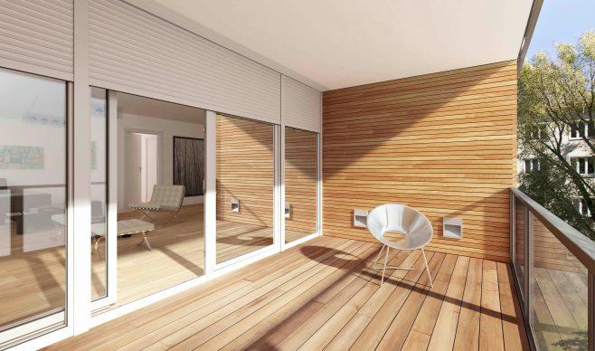 Jak uchronić mieszkanie przed upałami?