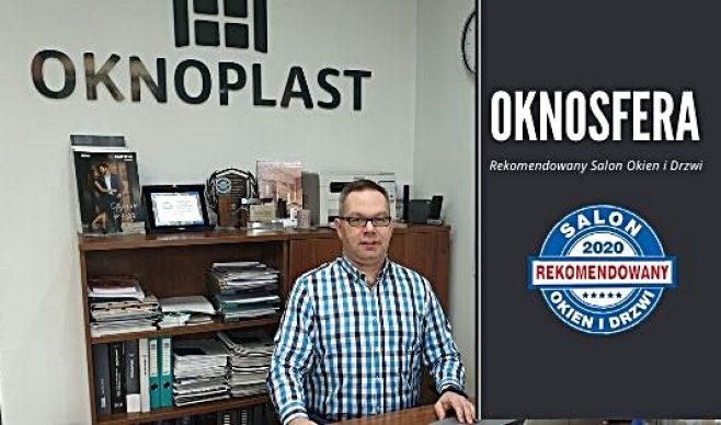 Oknosfera ekspert sprzedaży stolarki okienno-drzwiowej