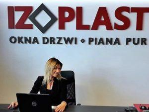 Anna Kosińska- kierownik działu Marketingu w firmie Izoplast