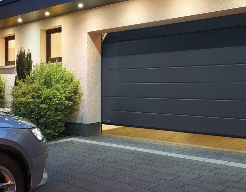 Szybki i bezpieczny napęd czyli komfortowy garaż