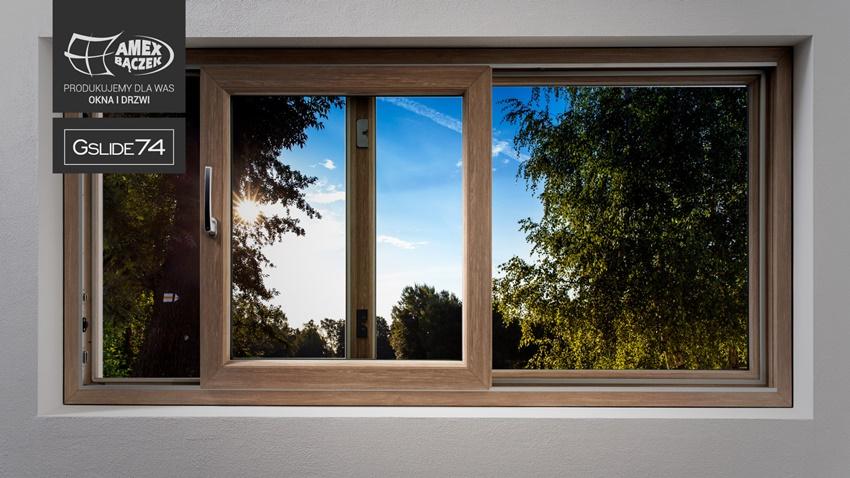 okno do kuchni - Amex-Bączek nowe produkty G-Slide