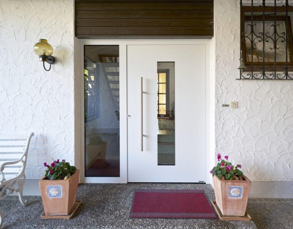 Wymiana drzwi wejściowych  – mała zmiana, duży efekt