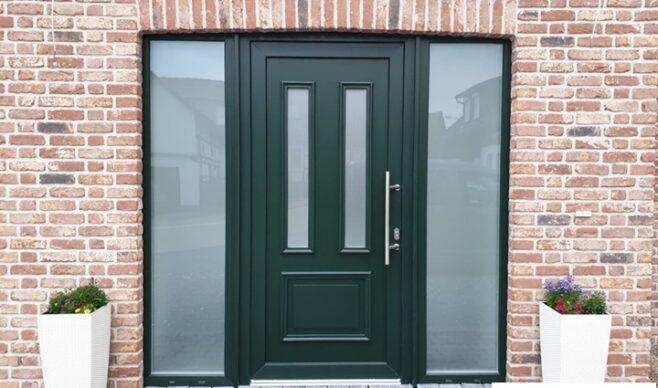 Drzwi wejściowe od projektu do wykonania
