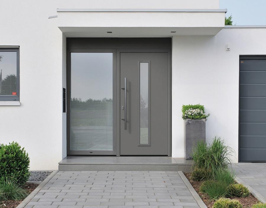 Drzwi wejściowe Isopro Hormann