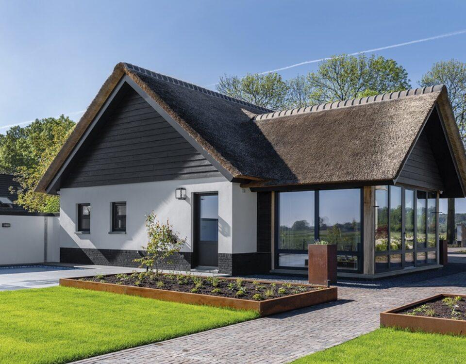 Komfortowa farma i okna Fakro