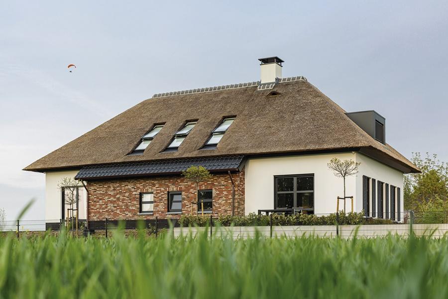 Persingen, która znana jest jako najmniejsza wioska w Holandii