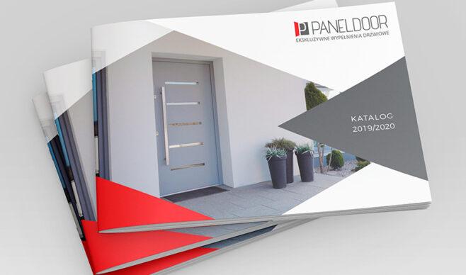 Drzwi z klasą, drzwi z wypełnieniem Panel Door.