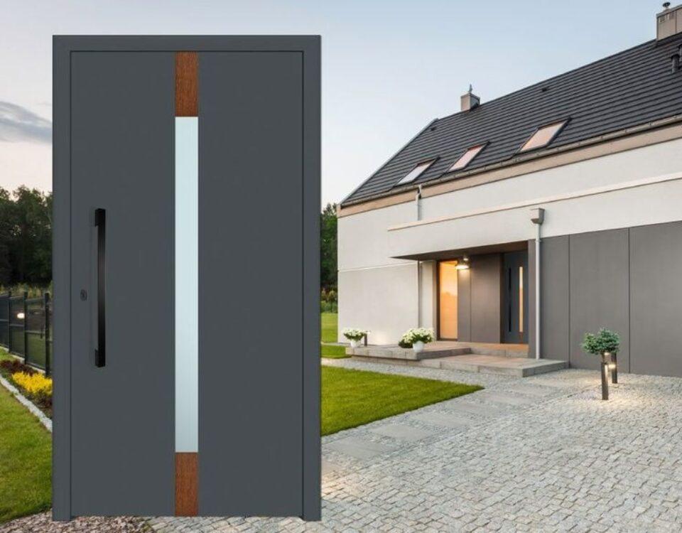 Drzwi Paneldoor wejście tworzone z pasją