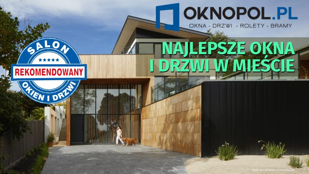 Oknopol najlepszy salon okien i drzwi z Niepołomic