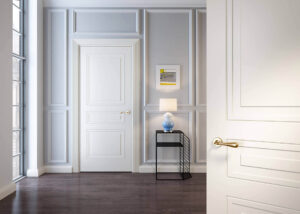 białe drzwi wewnętrzne kalsyka