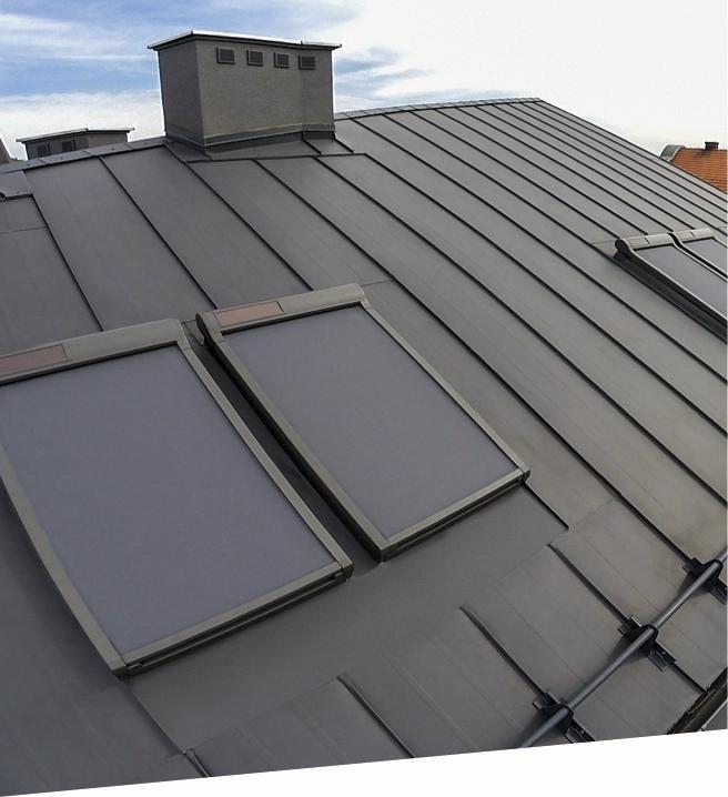 Energoosczędne okna dachowe