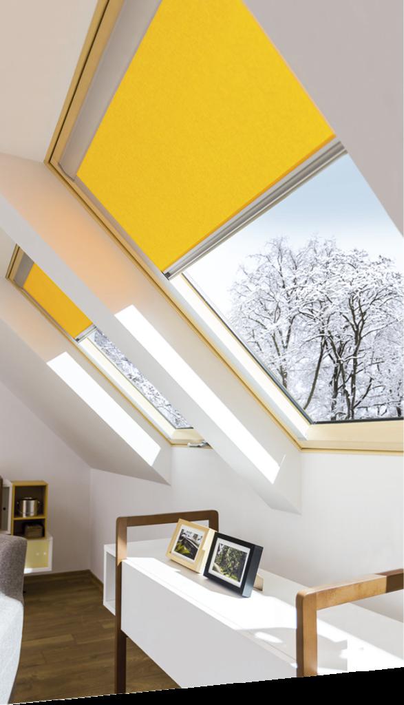 energosczędne okna dachowe