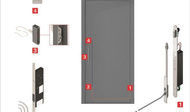 Nowe rozwiązania w zamkach do drzwi wejściowych – Roto Plug & Play.