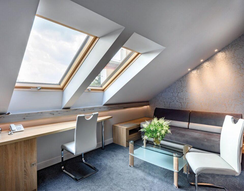 Jakość okien dachowych z długoletnią gwarancją