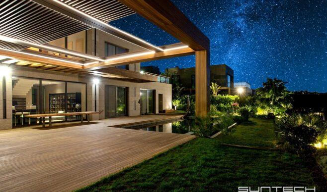 Pergole tarasowe i ogrodowe – prywatne strefy relaksu