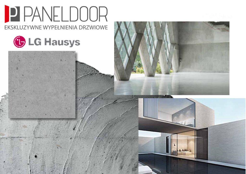 Betonowe drzwi od Paneldoor