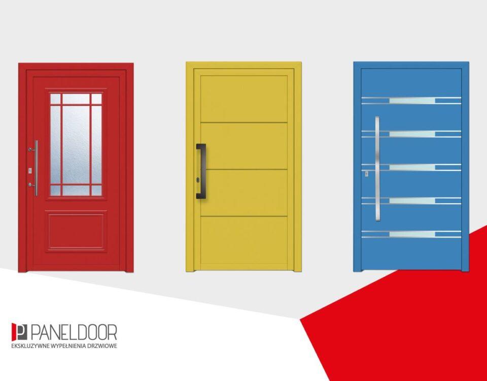 Stwórz atrakcyjne wejście do twojego domu z Paneldoor
